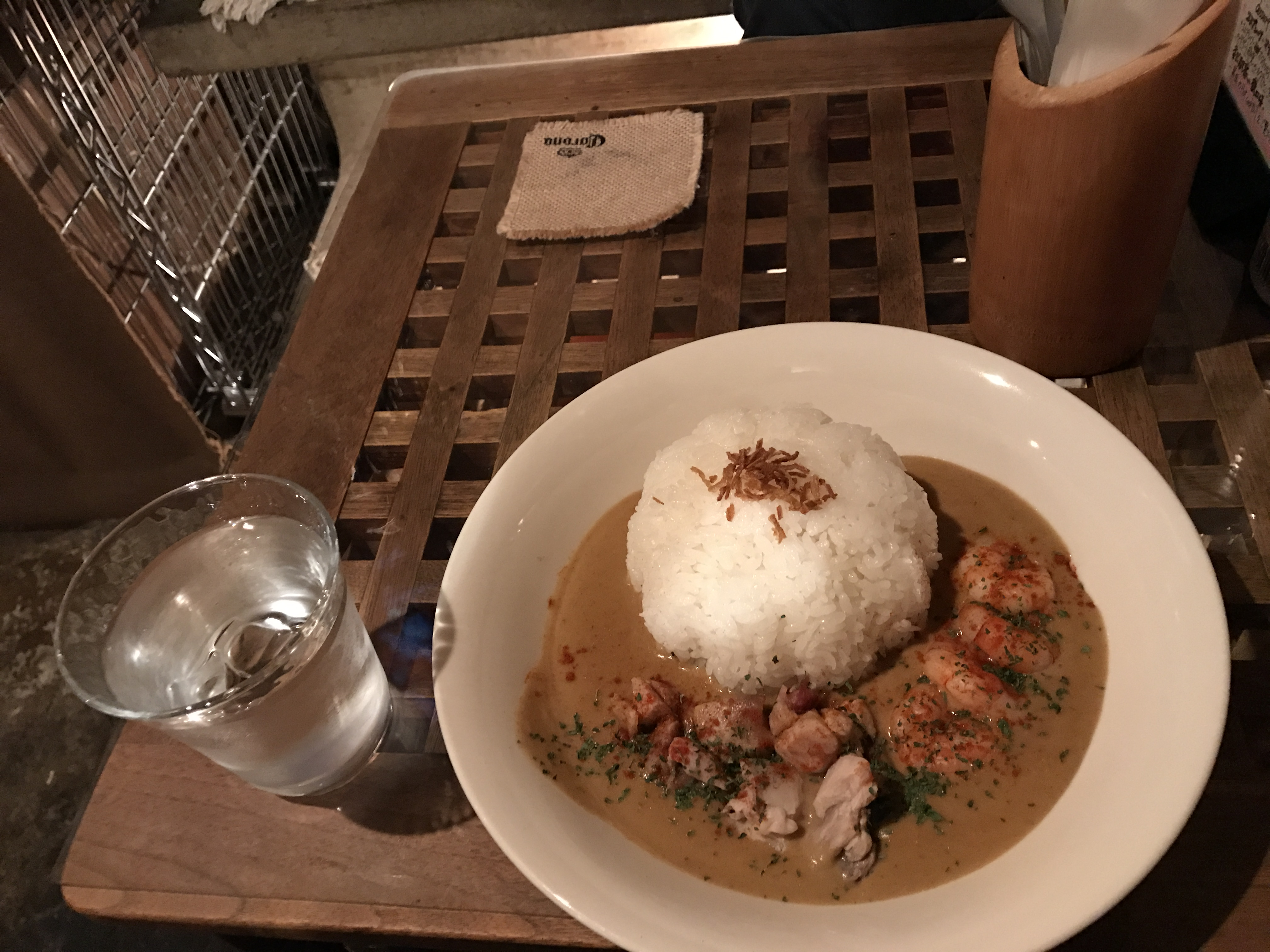 サードストーンカフェ ディナー